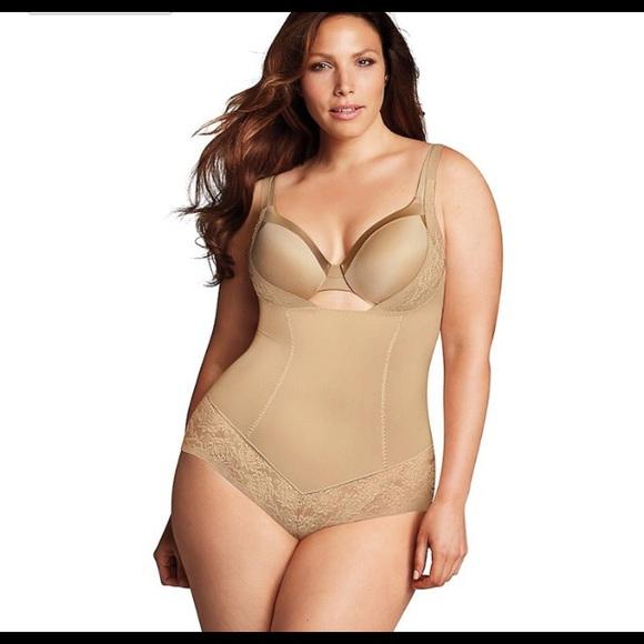 aa5b801707c20 Maidenform Wear your own bra body shaper